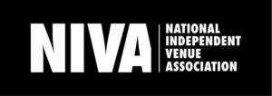 NIVA - National Independent Venue Association - Logo